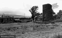 Ruins Of Old Huish Church c.1960, Thurlestone