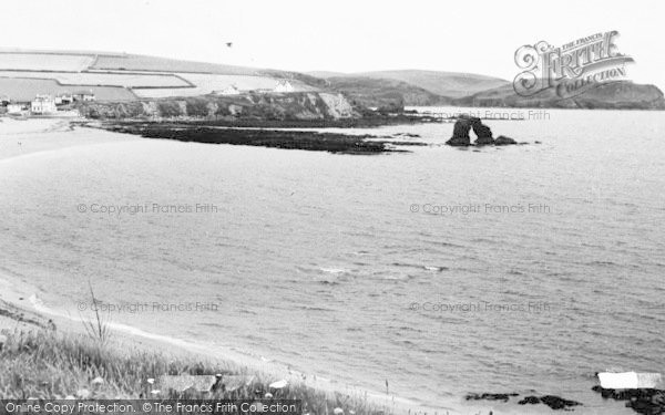Photo of Thurlestone, The Bay c.1960
