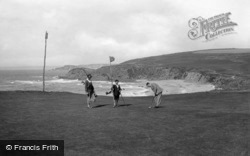 Thurlestone, the Links 1924