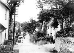 The Village c.1939, Thurlestone