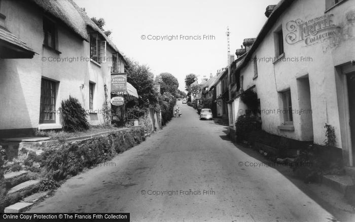 Photo of Thurlestone, The Village c.1960