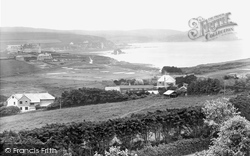 View From Hotel 1925, Thurlestone