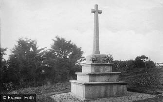 Thurlestone, War Memorial 1924