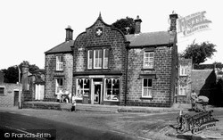 Thurlstone, The Post Office c.1965