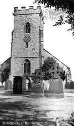 Thurmaston, Church Of St Michael And All Angels c.1965