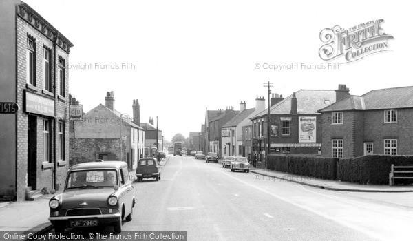 Photo of Thurmaston, Melton Road c.1965