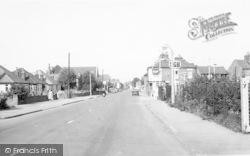 Thurmaston, Melton Road c.1965