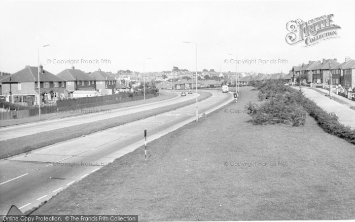 Photo of Thurmaston, The By Pass c.1965