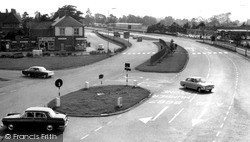 Thurmaston, The By-Pass c.1965