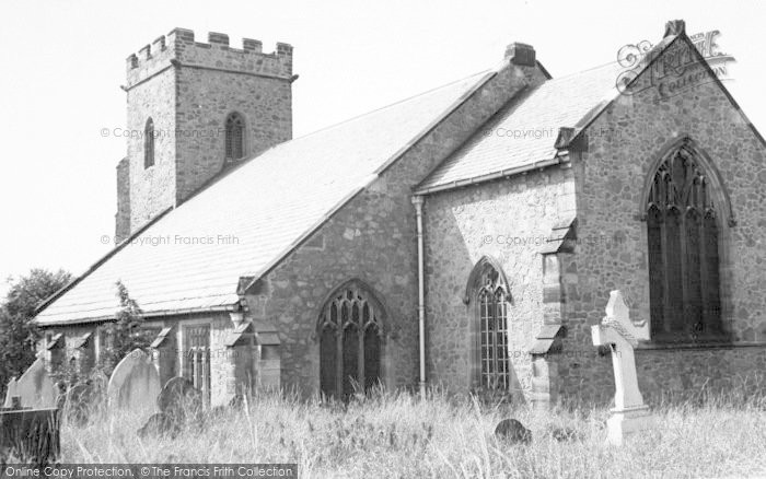 Photo of Thurmaston, The Church c.1965
