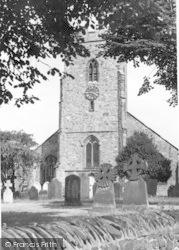 Thurmaston, The Church c.1965