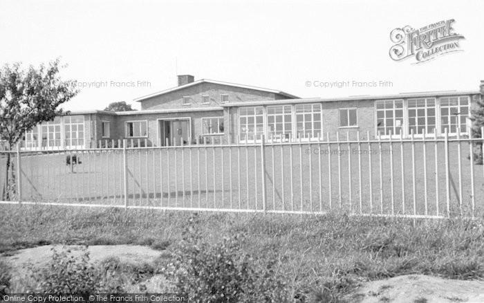 Photo of Thurmaston, The Infants School c.1965