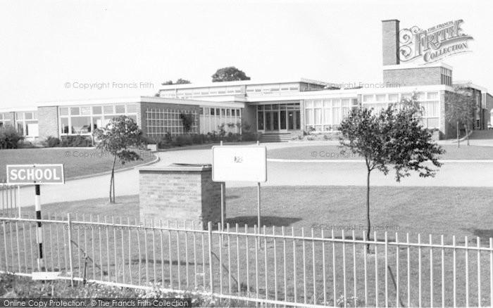 Photo of Thurmaston, The Junior School c.1965