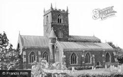 Thurnby, St Luke's Church c.1960