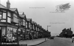 Thurnscoe, Houghton Road c.1955