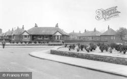 Thurnscoe, Low Grange Road c.1955
