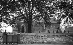 Thurnscoe, St Helen's Parish Church c.1955