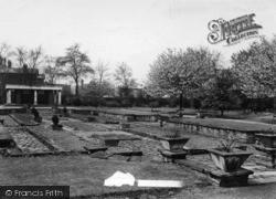 Thurnscoe, The Park c.1955