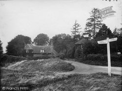 Thursley, Bowlers Green 1923