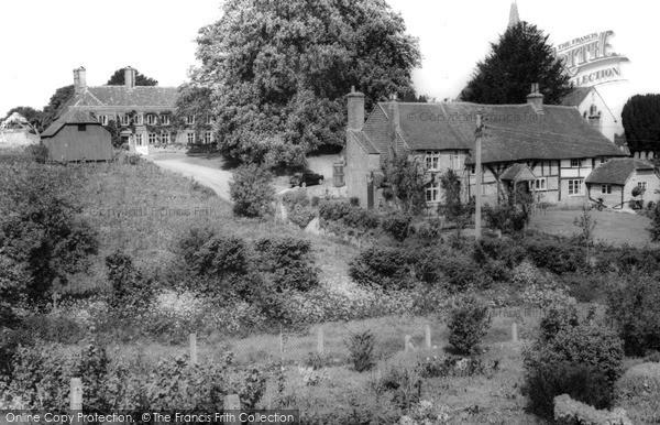 Photo of Thursley, c.1955