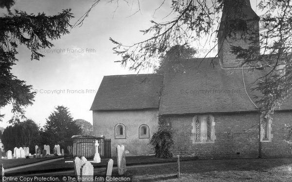 Photo of Thursley, Church Of St Michael And All Angels 1932