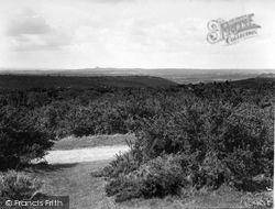 Thursley, Common 1925