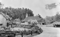 Dye House Mill c.1955, Thursley