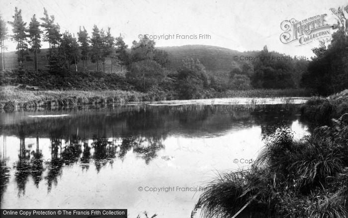 Photo of Thursley, Hammer Pond 1909