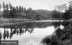 Hammer Pond 1909, Thursley