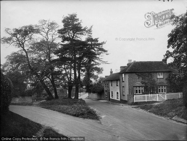 Photo of Thursley, Post Office 1923