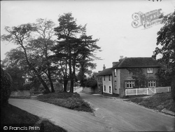 Thursley, Post Office 1923