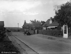 Thursley, Post Office 1932