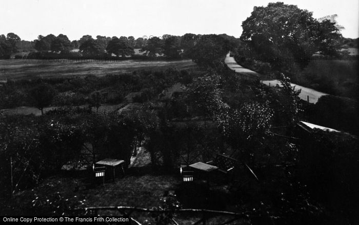 Photo of Thursley, Red Lion Garden 1927
