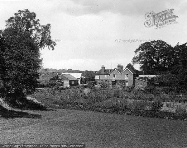 Photo of Thursley, Red Lion Inn 1925