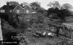Thursley, Red Lion Inn, The Garden From The South 1927