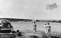 Thursley, The Cricket Green c.1955