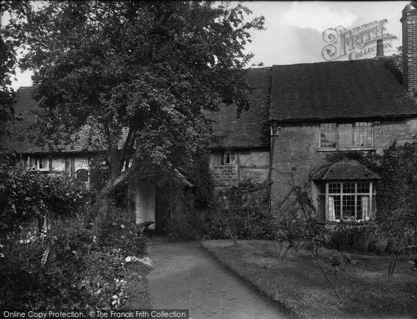 Photo of Thursley, The Old Parsonage 1925