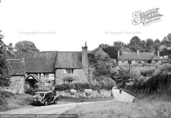 Photo of Thursley, The Old Parsonage c.1955