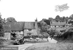 Thursley, The Old Parsonage c.1955