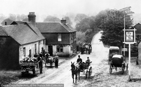 Photo of Thursley, The Red Lion 1907