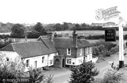 Thursley, The Red Lion c.1955