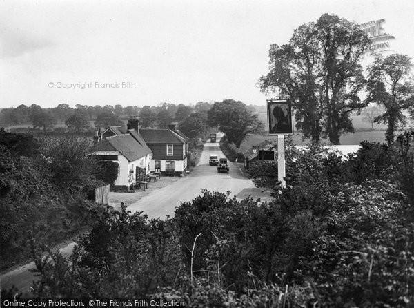 Photo of Thursley, The Red Lion Inn 1925