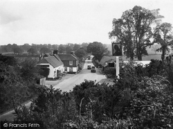 Thursley, The Red Lion Inn 1925