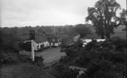 Thursley, the Red Lion Inn 1925