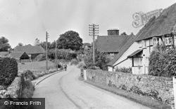 The Street c.1955, Thursley