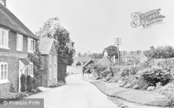 Thursley, The Street c.1955