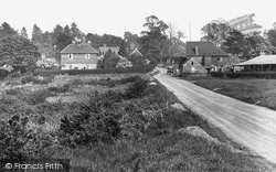 Thursley, The Village 1925