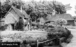 Village c.1960, Thursley