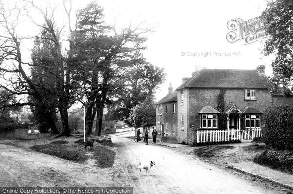 Photo of Thursley, Village Post Office 1907
