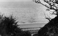 Thurstaston, Beach Path c1955